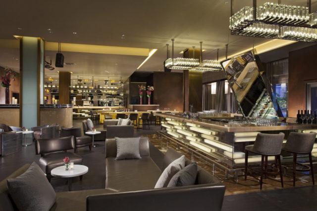 ZJ's Bar & Lounge Indoor Area