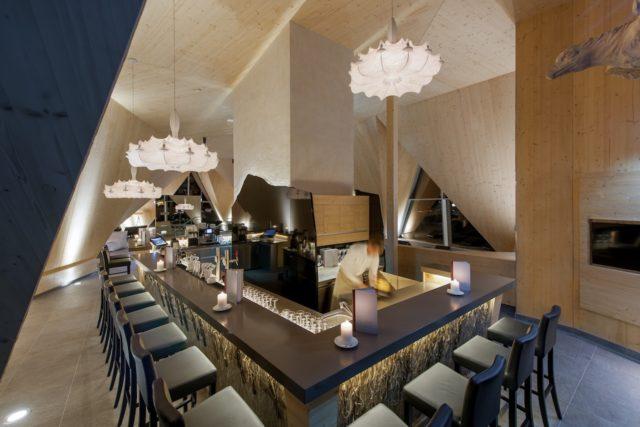 AQUA DOME Bar Hochsitz