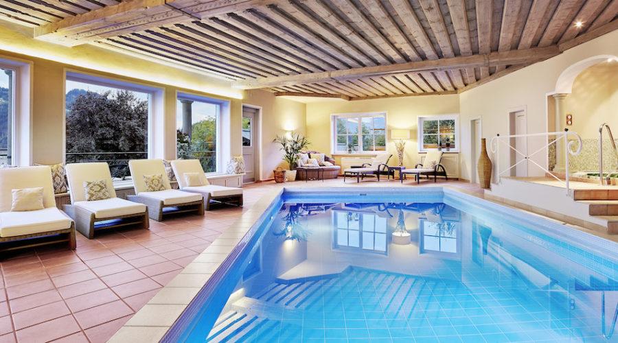 2. Indoor Pool