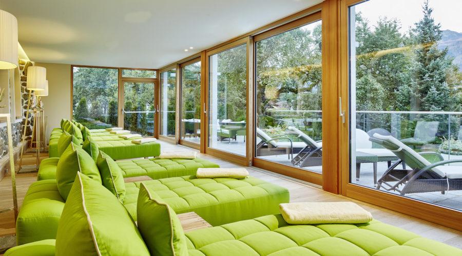 3. Relaxing Room