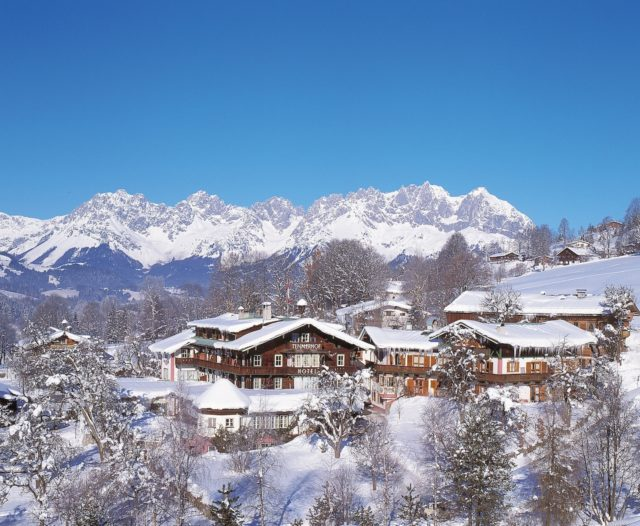 7. Winter View Tennerhof Gourmet & Spa De Charme Hotel