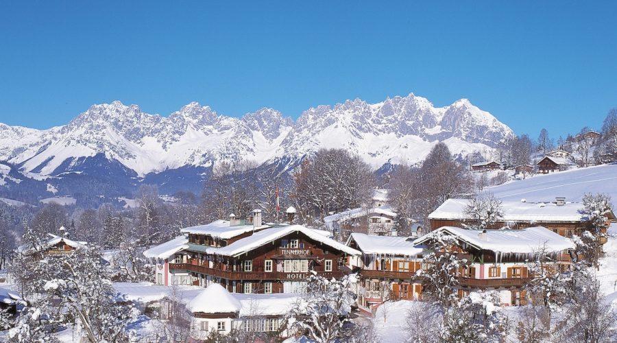 7. Winter View Tennerhof Gourmet & Spa De Charme Hotel