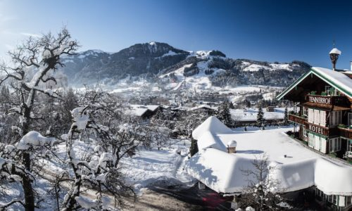 Tennerhof Kitzbuehel Leading Spa Award Abdruck Honorarfrei © Tennerh...