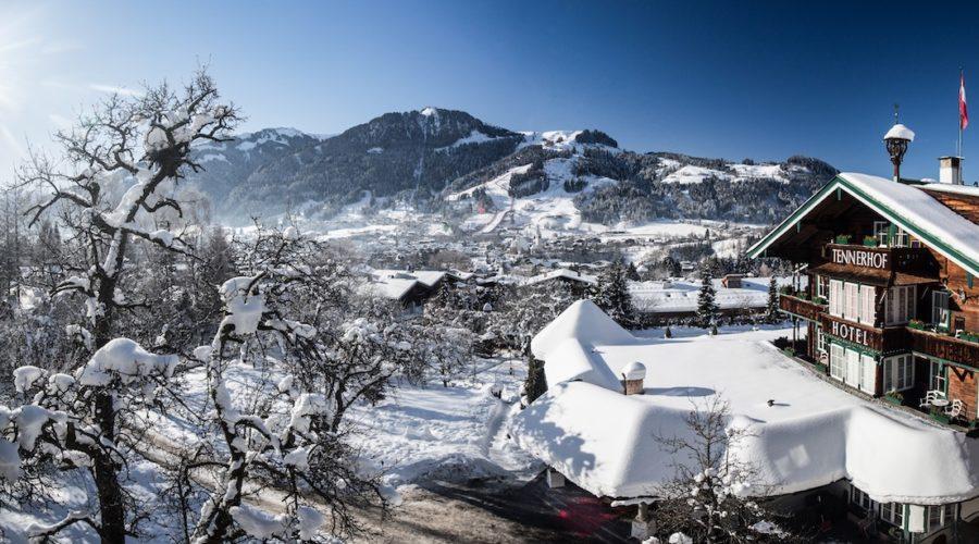Tennerhof Kitzbuehel Leading Spa Award Abdruck Honorarfrei © Tennerh...