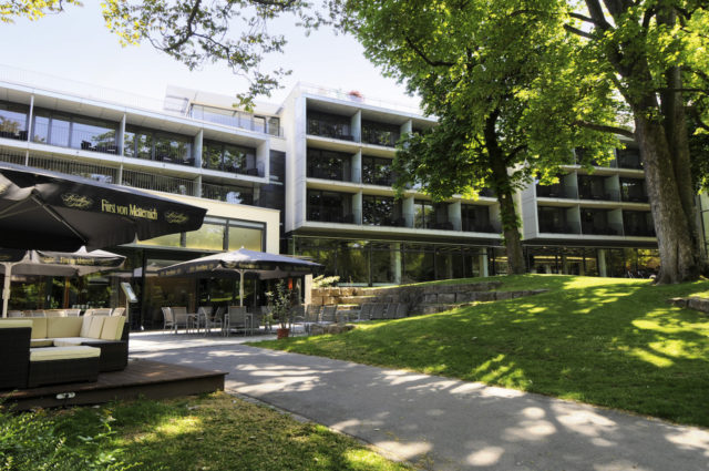 Hotelier des Jahres: Eberhard Barth, Christian Barth und Anja Barth (Favorite Parkhotel Mainz) sind Preisträger 2019