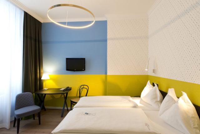 Hotel Beethoven Zimmer 201 2