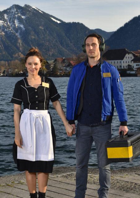 Vorhang auf für den Tegernsee: Althoff Seehotel Überfahrt als Kulisse für TV-Film