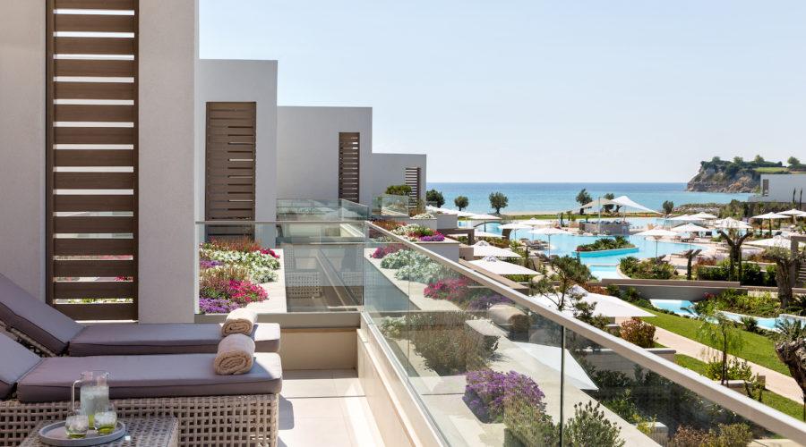 Balcony 1 Sani Dunes (c)Sani Resort