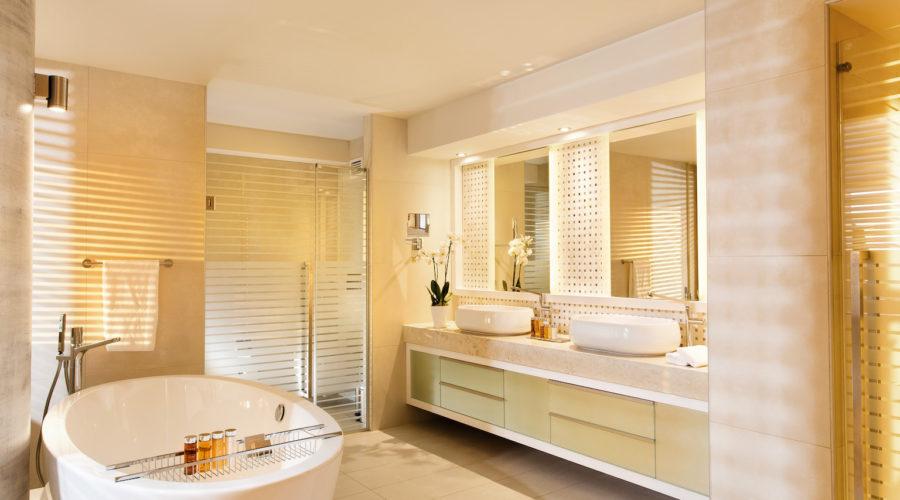 Bathroom 2 Sani Dunes (c)Sani Resort