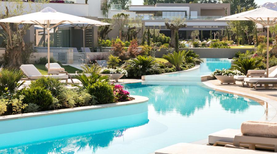 Pool 1 Sani Dunes (c)Sani Resort