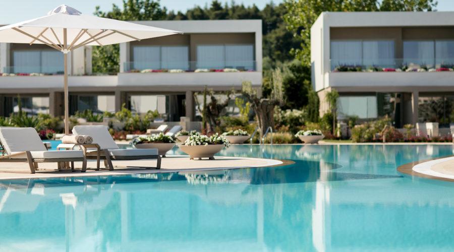 Pool 2 Sani Dunes (c)Sani Resort