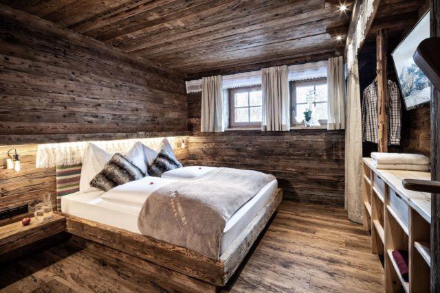 Lichtdurchflutetes Schlafzimmer C Prechtlgut