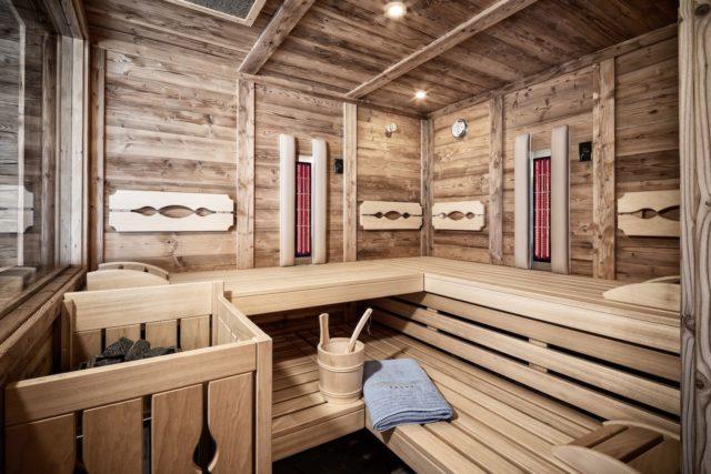Sauna Mit Zugang Auf Die Terrasse C Prechtlgut