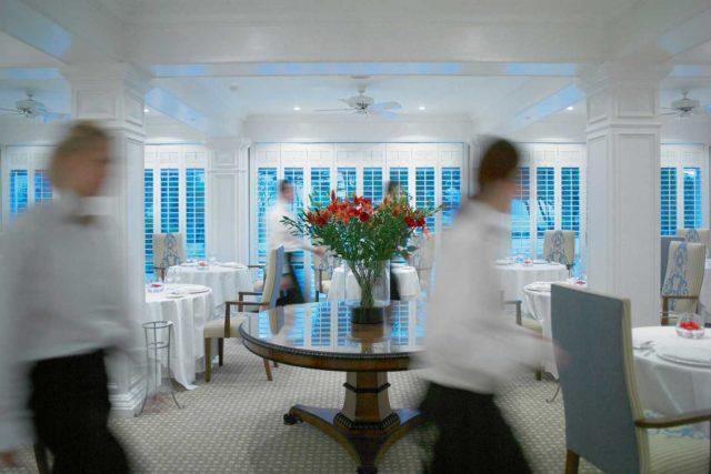 The Atlantic Hotel Jersey Ocean Restaurant