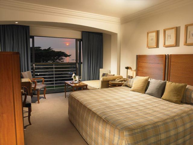 The Atlantic Hotel Jersey Ocean View Room