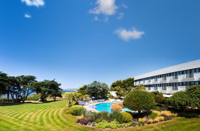 The Atlantic Hotel Jersey Panorama