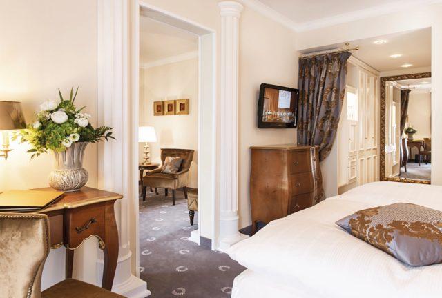 Victor's Residenz Hotel Schloss Berg Perl Nennig