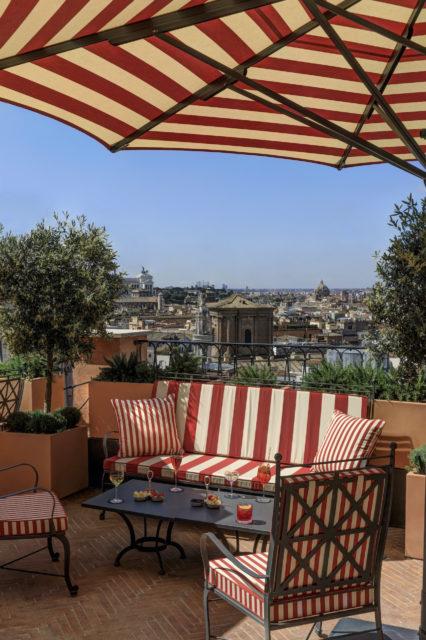 Hotel De La Ville Cielo 2 Rocco Forte Hotels