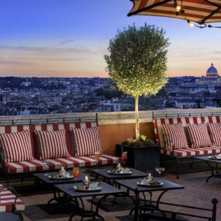 Hotel De La Ville Cielo Rocco Forte Hotels
