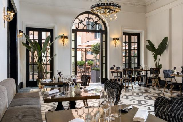Hotel De La Ville Mosaico Rocco Forte Hotels