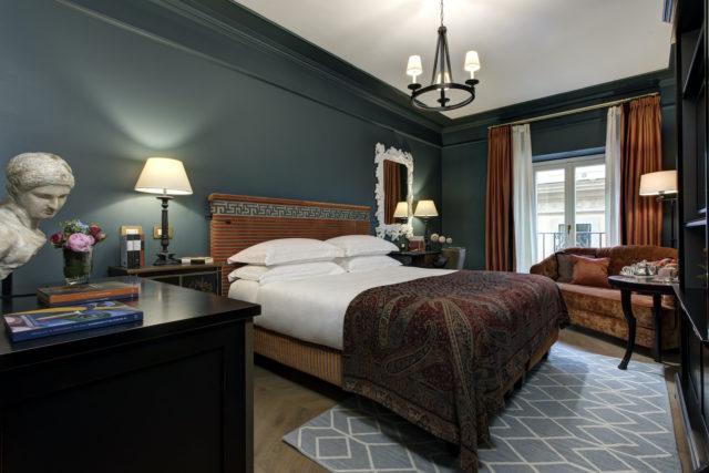 Hotel De La Ville Superior Room Rocco Forte Hotels
