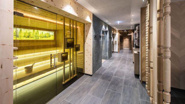 Saunabereich Laedt Zum Entspannen Ein C Alm.gut Gmbh Co Kg Almgut