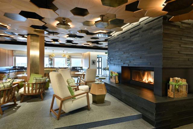 Kamin Hotel Goldener Berg