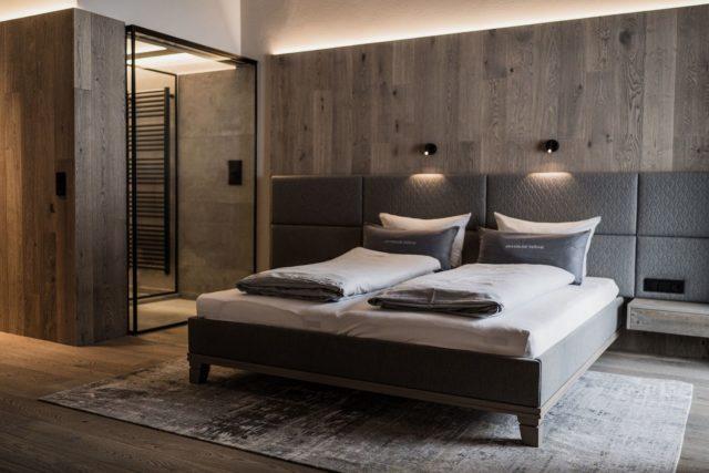 Bergbalance Family Suite Mit Panoramadusche C Aileen Melucci Wellnesshotel Walserhof Kleinwalsertal Hotels