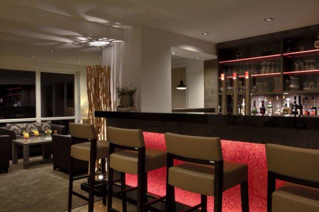 Exklusive Panoramabar Hotel Gemma Kleinwalsertal Hotels 0