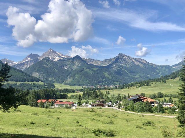 """Das Hotel Bergblick - Rückzug mit Stil: """"Neues"""" Hideaway im Tannheimer Tal"""