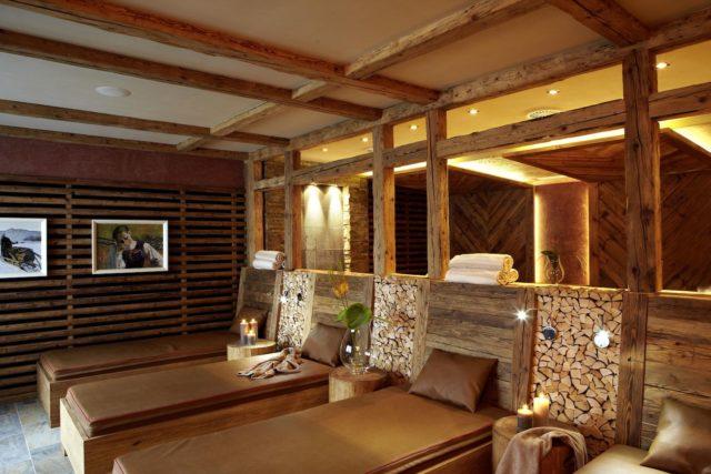 Ruheraum Mit Gemuetlichen Wasserbetten Hotel Bergblick