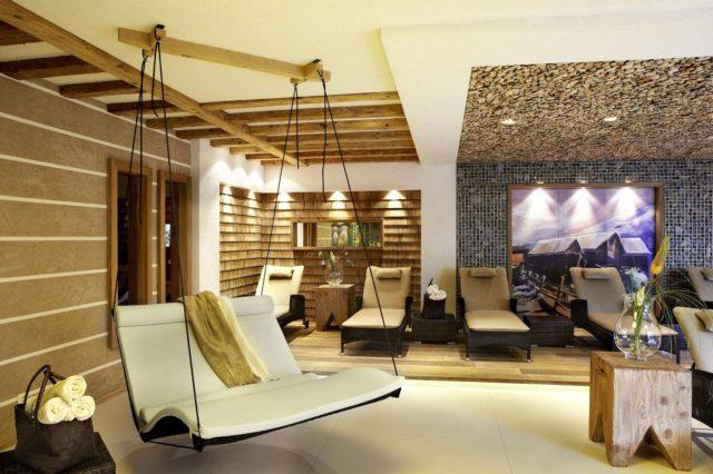 Saunaliegen Im Hotel Hotel Bergblick 0