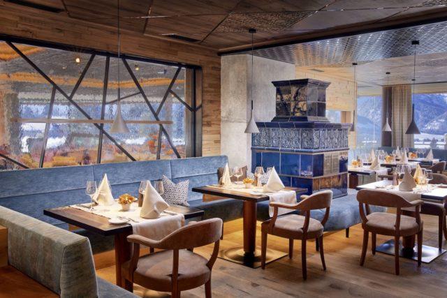 Uriges Gourmetrestaurant Grunstube Hotel Bergblick