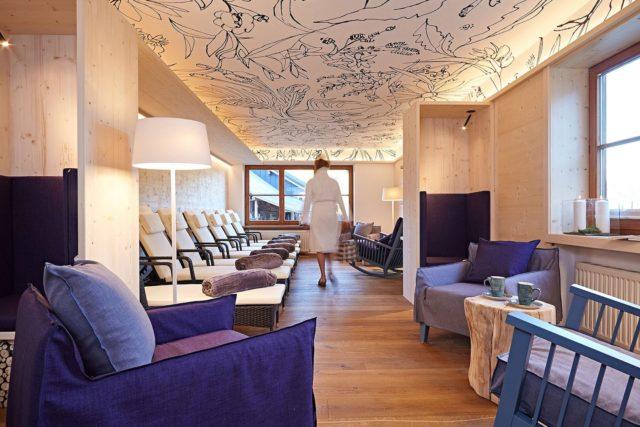 Wohfuehlmomente Im Modernem Ruheraum C Tobias Burger Bio Hotel Oswalda Hus Kleinwalsertal Hotels 0