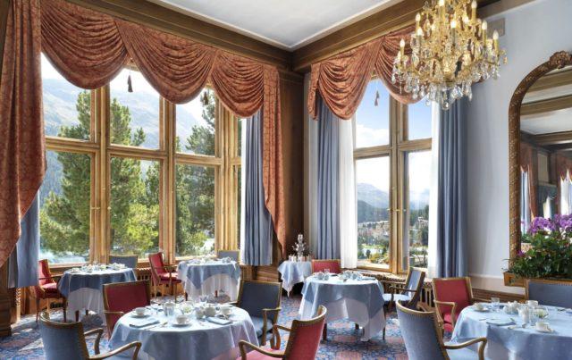 BPH Le Restaurant Frühstück (c) Badrutt's Palace Hotel