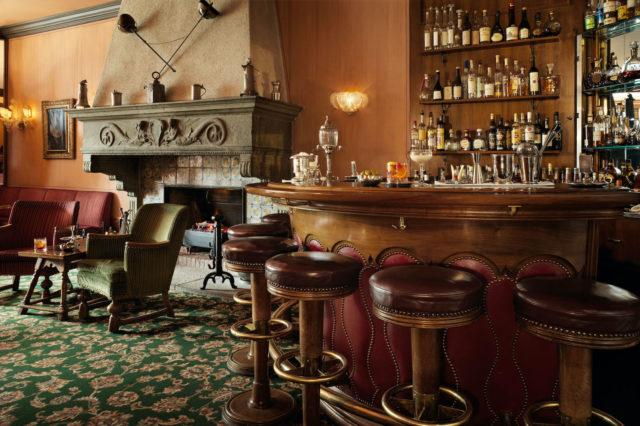 BPH Renaissance Bar (c) Badrutt's Palace Hotel