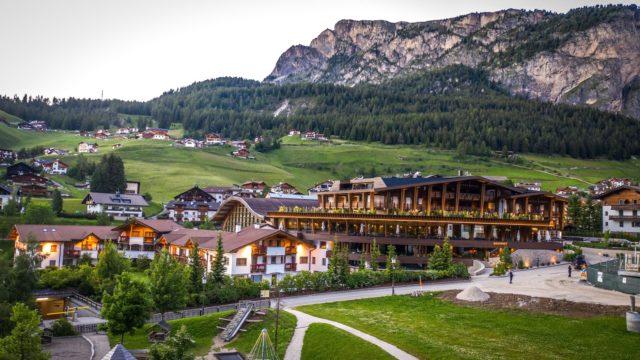 Das Hotel Granbaita Dolomites Und Seine Umgebung Hotel Granbaita Dolomites