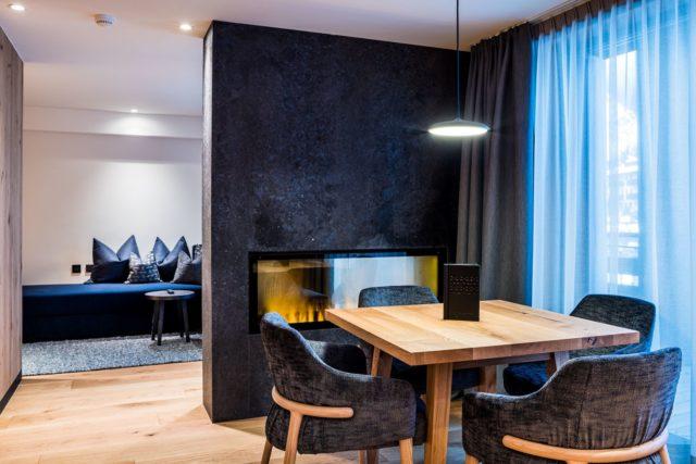 Freundliche Sitzecke In Der Dolomites Suite C Dejori Werner Hotel Granbaita Dolomites