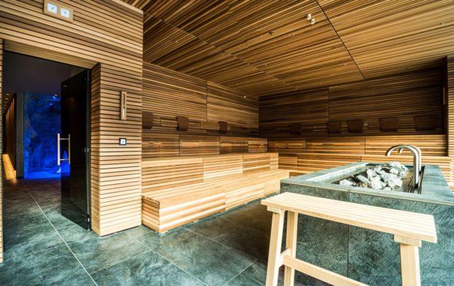 Moderne Sauna C Dejori Werner Hotel Granbaita Dolomites